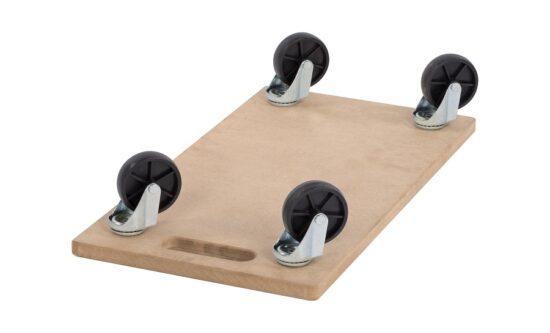 Møbelhund 300 x 600 mm - 200 kg værktøj