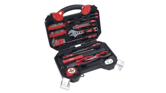Værktøjssæt 48 dele i kuffert værktøj
