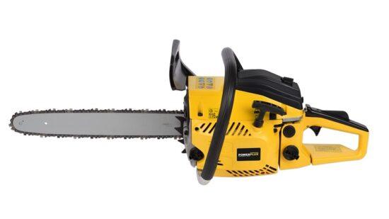 Benzin kædesav 40 cm sværd oregon 45 cc værktøj