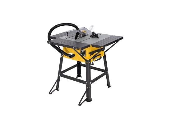 Bordrundsav 2000 watt 250 mm klinge værktøj