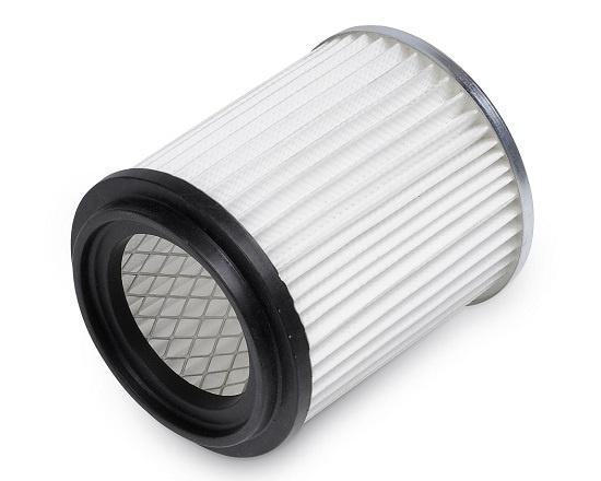 Askesuger 20 liter med vaskbar filter værktøj
