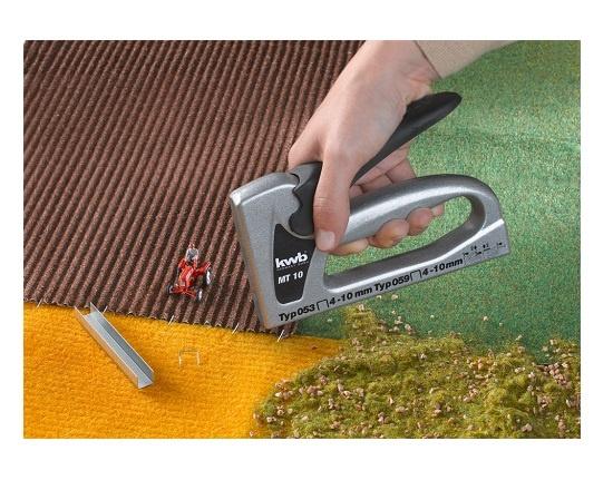 Hæftemaskine 4-10 mm industri værktøj