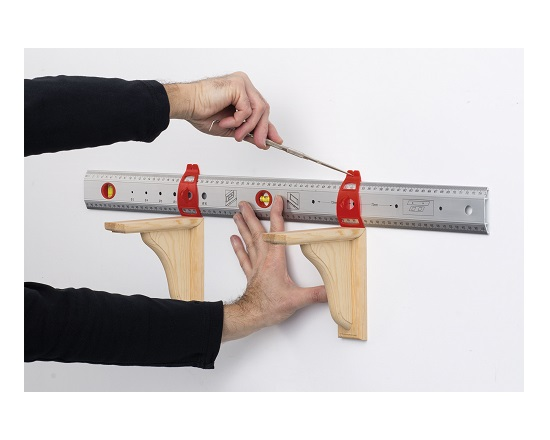 Linial 750 mm - aluminium værktøj