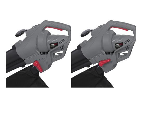 Løvsuger og blæser 3000 watt værktøj